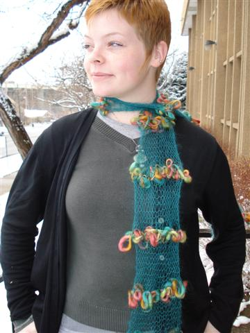 M scarf
