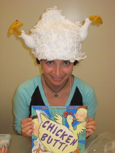 Chicken Butt Hat