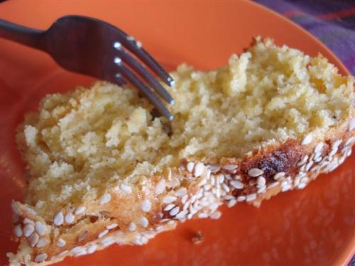 honey lemon cake (Small)