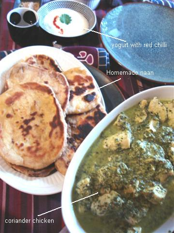 feast-naan and chicken (Small)