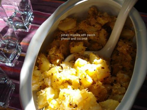 feast-potato masala (Small)